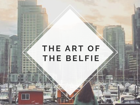 The Art of the Belfie
