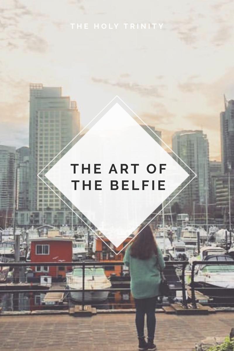 The Art of the Belfie