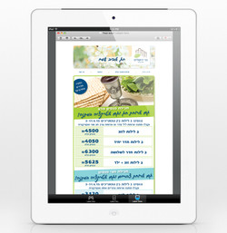 Jerusalem Gardens Newsletters