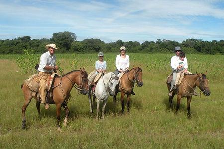 Horseback Riding | Pantanal Trackers Tours