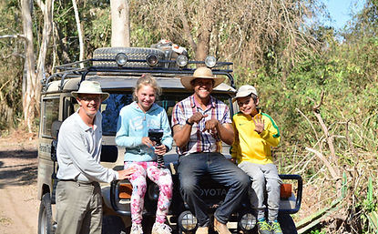 Family Tour | Pantanal Trackers Tours