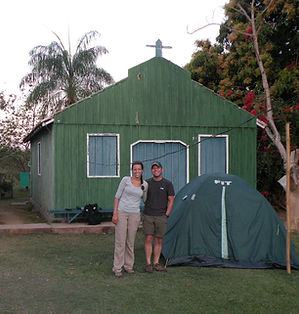 Camping Place | Pantanal Trackers Tours