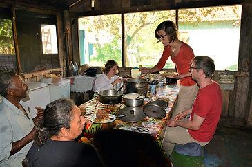 Pantaneiro's Meal | Pantanal Trackers Tours