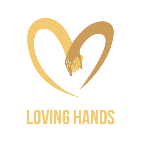 Loving Hands logo