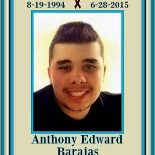 Anthony Edward Barajas