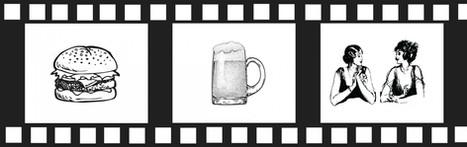 burgers beer backstory logo