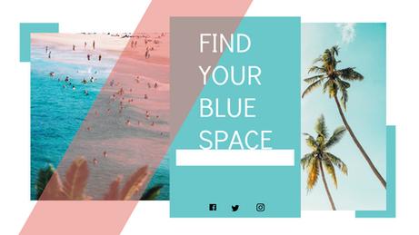 Blue Space Brochure