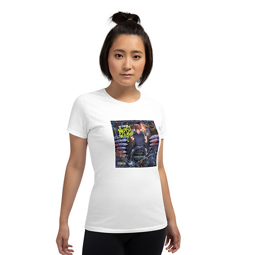 Beast Un-Kaged Women's short sleeve t-shirt