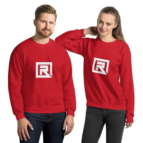 R! Unisex Sweatshirt R