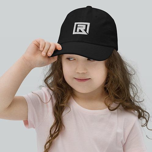 R! Youth baseball cap