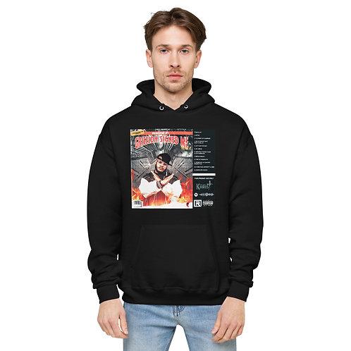 Imagine If: Unisex fleece hoodie