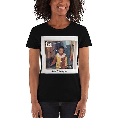 WISA : Women's short sleeve t-shirt