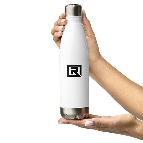 R! Stainless Steel Water Bottle