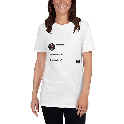 R! Stimulus Short-Sleeve Unisex T-Shirt
