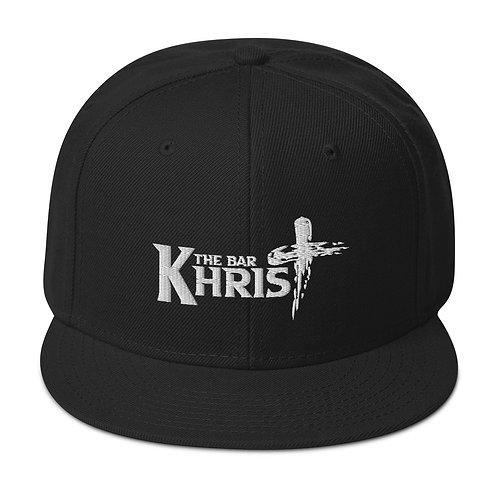 The Bar Khrist Snapback Hat