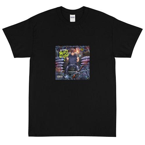 Beast Un-Kaged Cover Short Sleeve T-Shirt