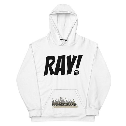 Q&R RAY! Unisex Hoodie