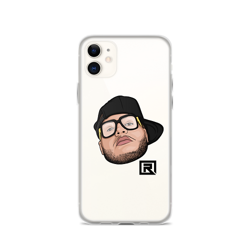 RAY R! iPhone Case