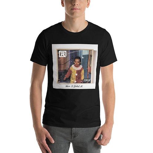 WISA : Short-Sleeve Unisex T-Shirt