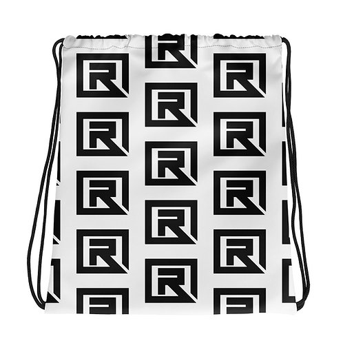 R! Drawstring bag
