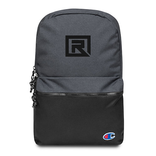 RAY! Embroidered Champion Backpack