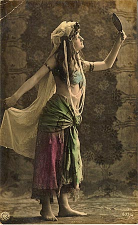 Vintage-Belly-Dance-Photos