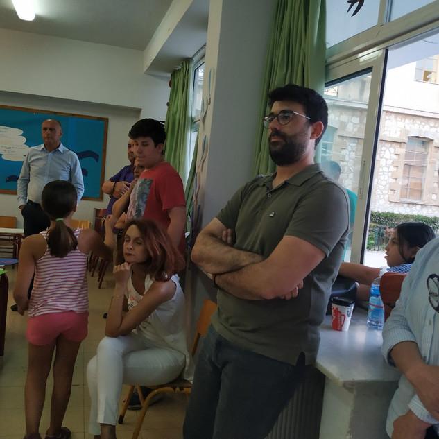 Σχολικές Αυλές Δήμου Σπατών - Αρτέμιδας