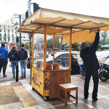 Περίπτερα και κιόσκια στην Αθήνα