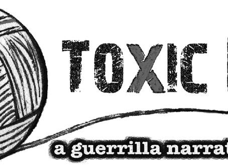 Επιστημονική Δημοσίευση Toxic Bios στο Περιοδικό Environmental Justice