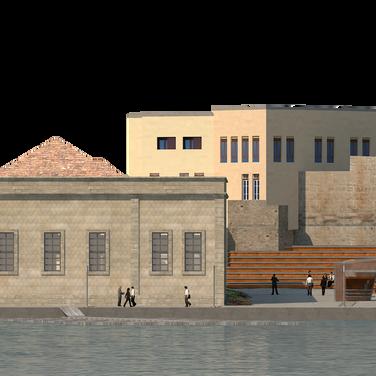 Πλατεία Κατεχάκη - Χανιά