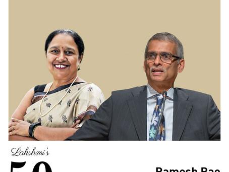 #50over50: Ramesh Rao