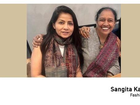 #50over50: Sangita Kathiwada