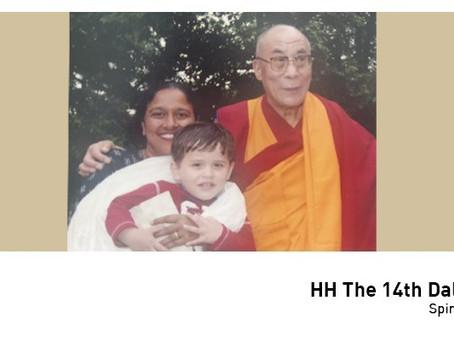 #50over50: His Holiness The 14th Dalai Lama