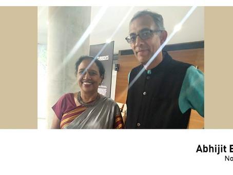 #50over50: Abhijit Banerjee