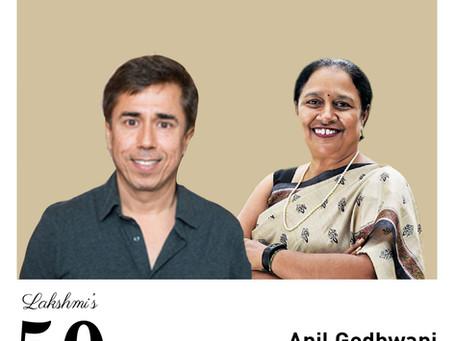 #50over50: Anil Godhwani