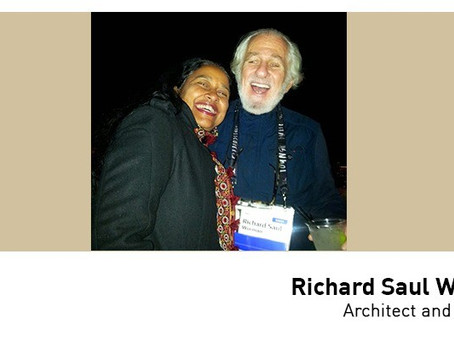 #50over50: Richard Saul Wurman and Chris Anderson (Part 1 of 2)