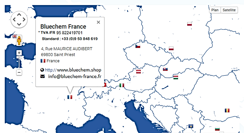 Bluechem France
