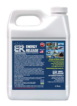 ER Antifriction 1 litre traite 20 litres de lubrifiant.