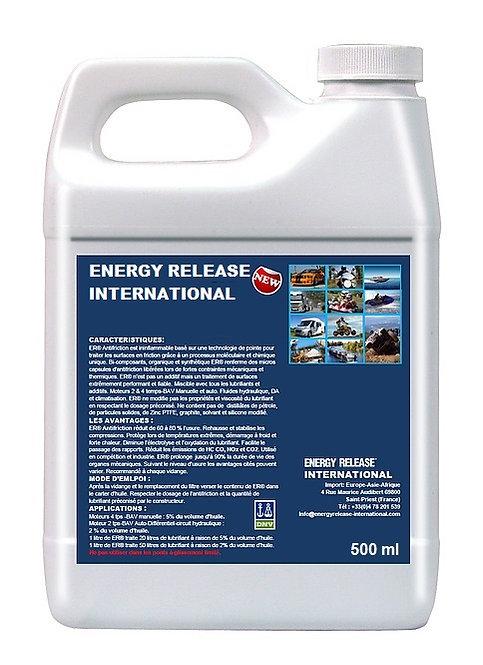 Antifriction 500 ml traite 10 litres de lubrifiant