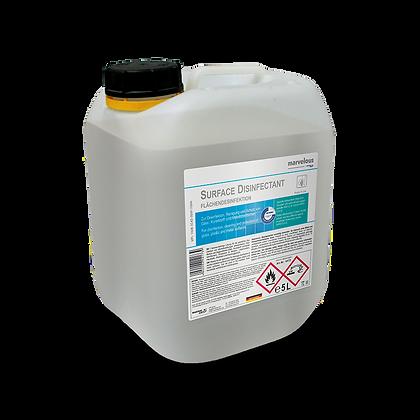 Désinfectant - Virucide Multi Surfaces 5 Litres