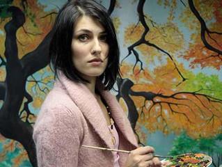 7 вопросов художнику Кристине Рушковской