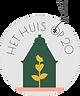 logo met koord zwart