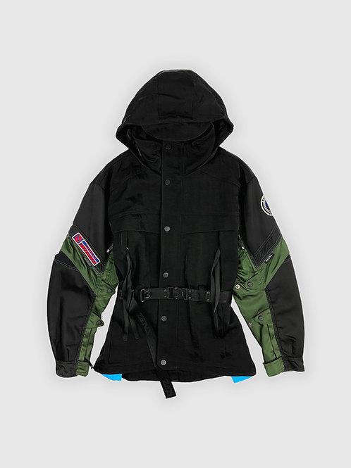 Upcycled Heavy Moto Jacket