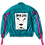 Thumbnail: Teal 'Members' Patched Jacket