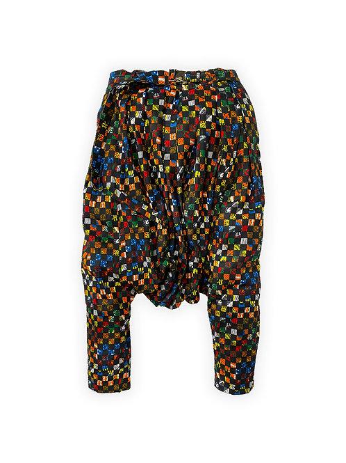 Tiaya Niakhass | Extreme Drop Crotch Pants [set]