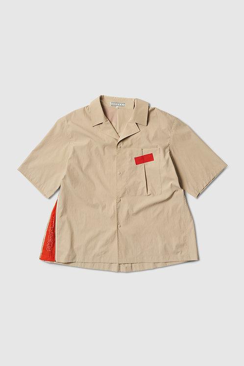 Art House Safari Shirt in Beige