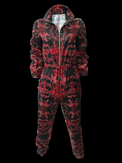 Custom Printed Jumpsuit