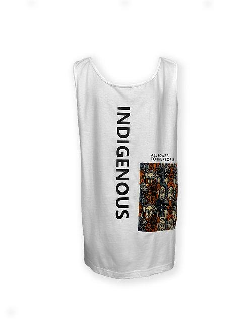 'Indigenous' Tank Top