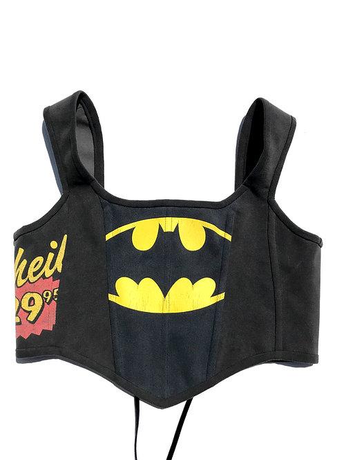 'Bat Body' T-Shirt Corset