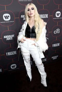Ava Max | V Magazine Carpet
